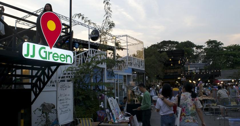JJ Green Night Market/Courtesy of Kelly Iverson