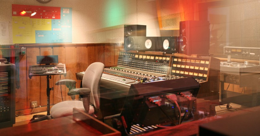 © RCA Studio B, Cliff/Flickr