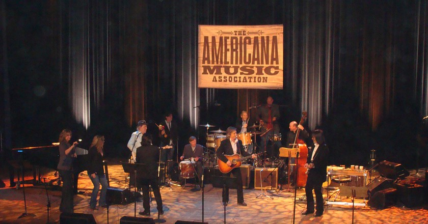© St Bastard goes to the Americana Music Awards, danielle_blue/Flickr