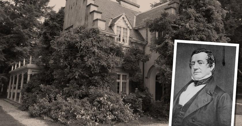 Washington Irving: An American Literary Legend