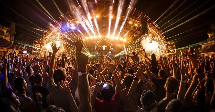 Ushuaia Ibiza Beach Hotel: Queen Of Daytime Clubbing