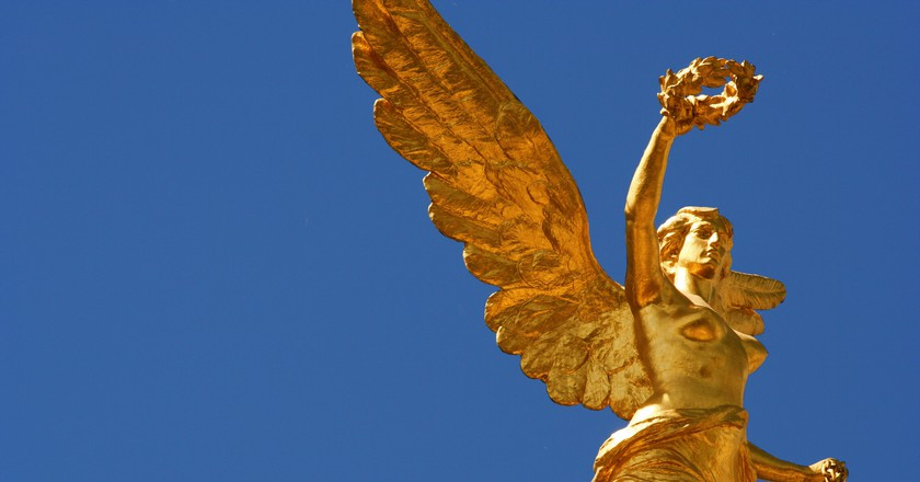 Ángel de la Independencia, Paseo de la Reforma | © Javier Samaniego/Flickr