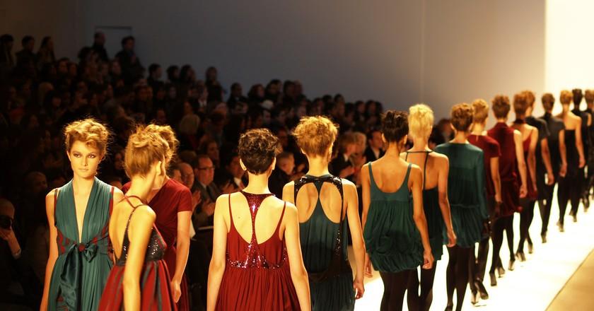 Fashion show © Art Comments/Flickr