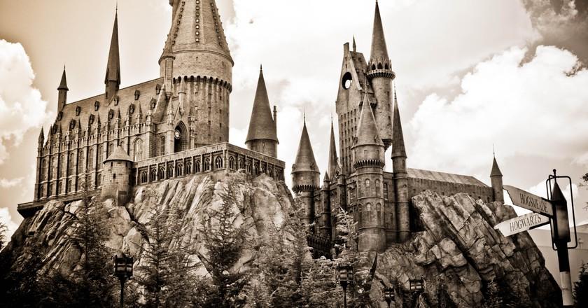 Hogwarts | © tibbygirl/Flickr