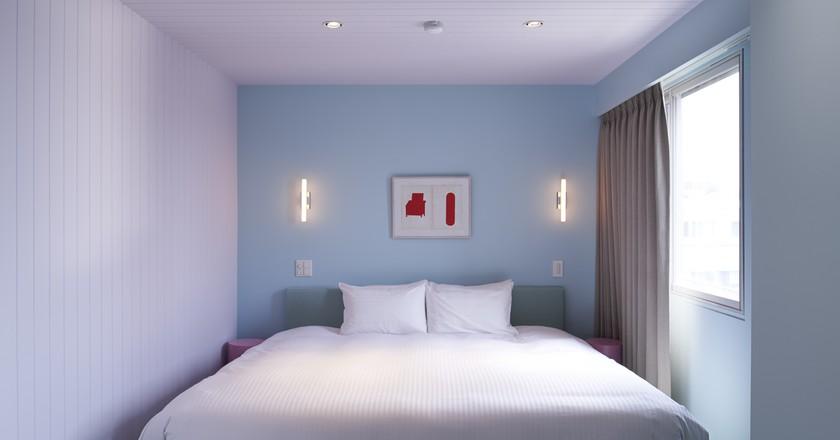 Each room at boutique hotel Claska is unique