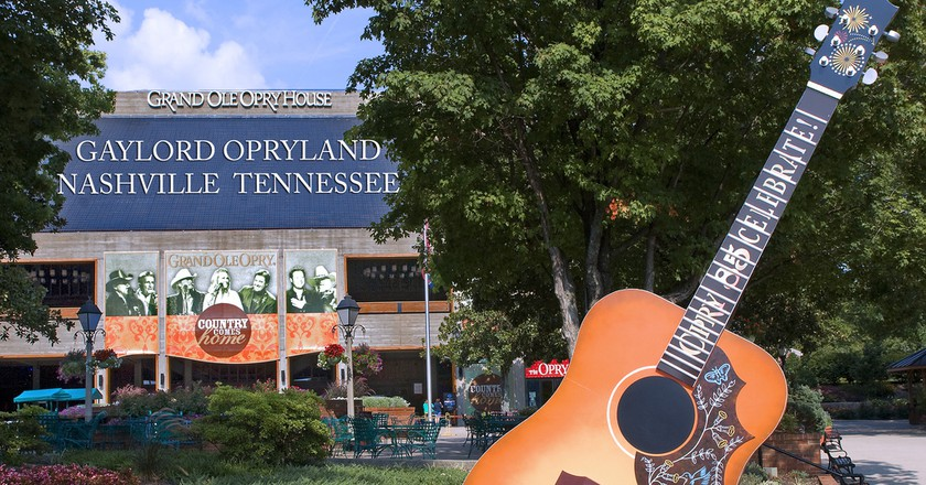 © Grand Ole Opry House, Ron Cogswell/Flickr