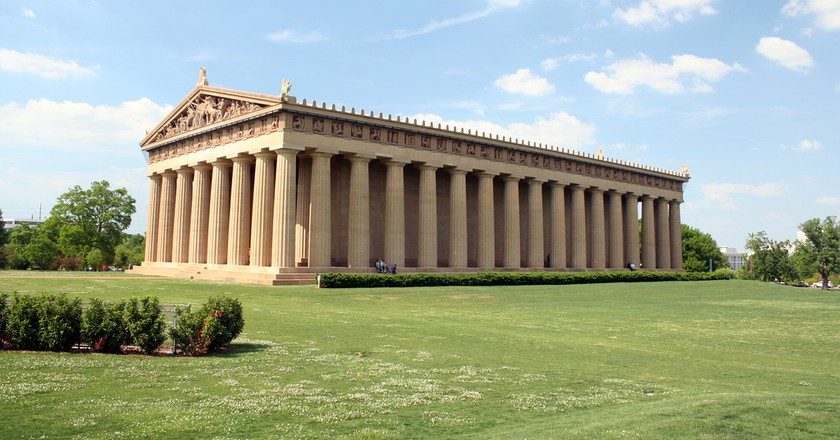 © Nashville Parthenon, Will Powell/Flickr