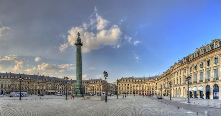 Place Vendôme │ © Giorgio Galeotti
