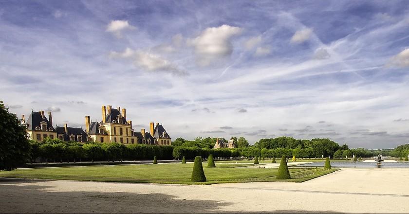 Fontainebleau © @lain G/Flickr