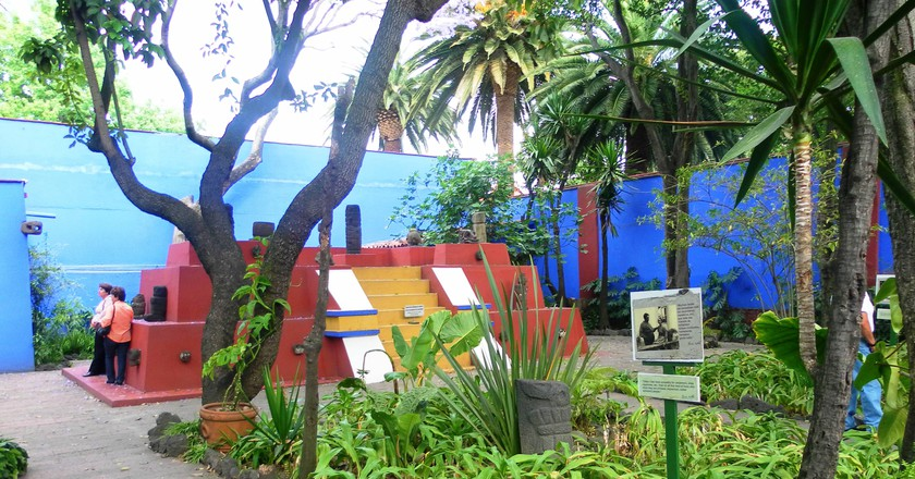 Casa Frida Kahlo | © cezzie901/Flickr
