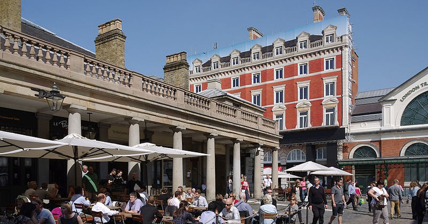 Covent Garden Plaza|©	mattbuck/Wikicommons