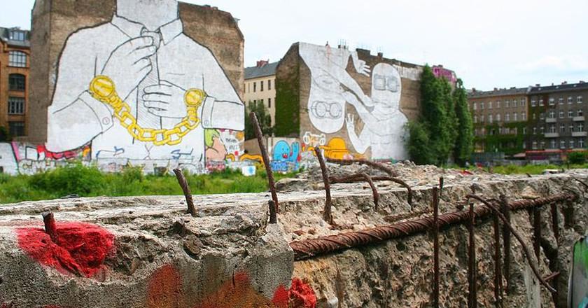 Street Art © Ohuizinga/WikiCommons