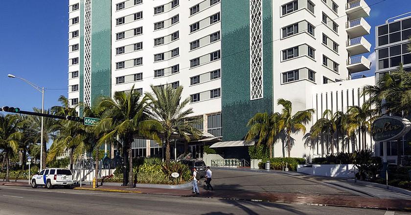 Eden Roc, Miami Beach, built 1956 | Acroterion/Wikipedia Commons