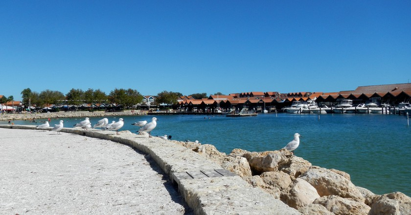Hillarys Boat Harbour | © Nicoline Wouterlood/Flickr