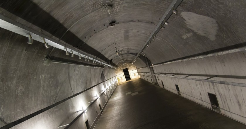 Hitler's bunker in Bavaria © Luke Price/Flickr