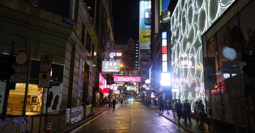 Lan Kwai Fong | Michael O'Connell-Davidson/CC BY 2.0/Flickr