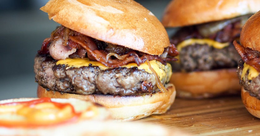 The Most Unusual Burgers For National Burger Day