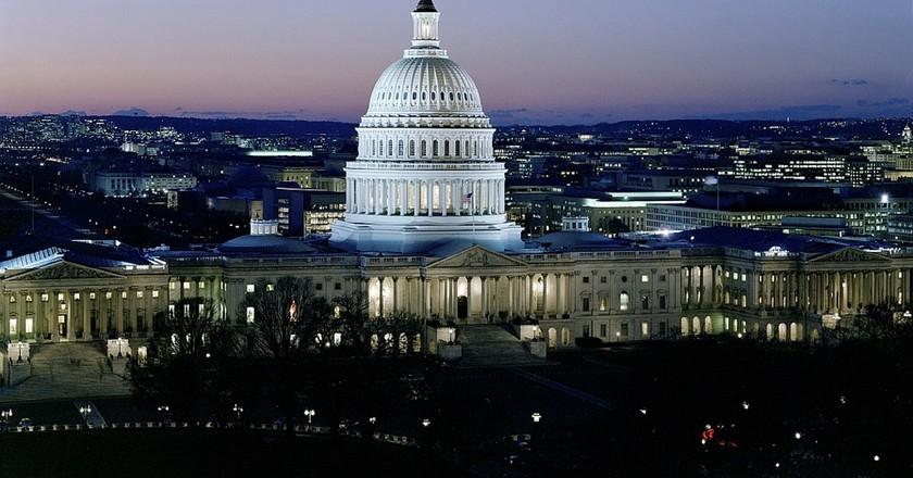 Capitol | © skeeze/Pixabay