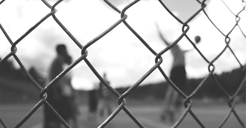 Playing Street Basketball   © Unsplash / PixaBay
