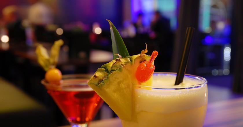 Cocktails   © Josetxu / Pixabay