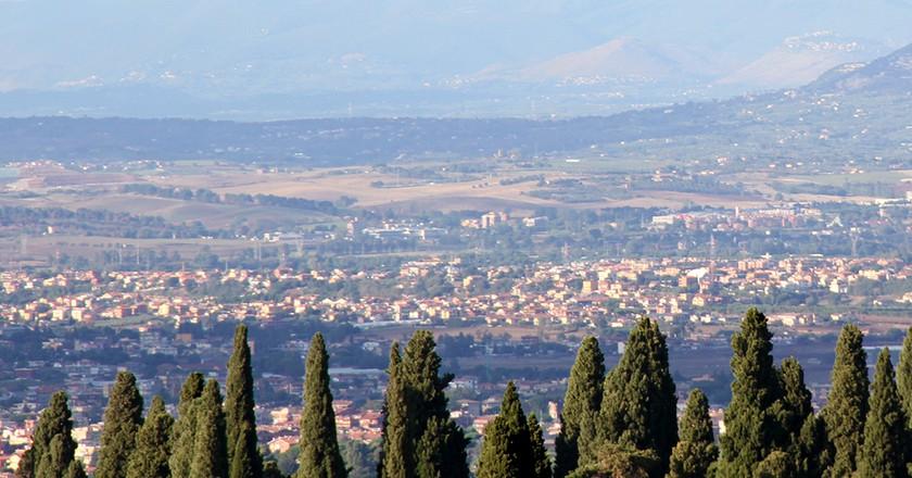 Frascati | © Flickr/CucombreLibre