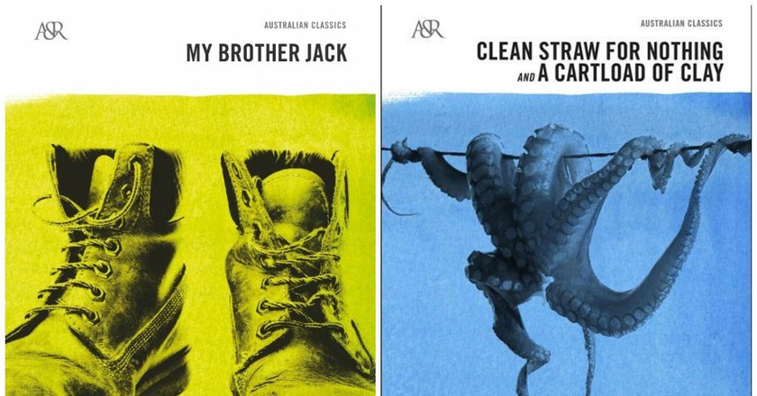 My Brother Jack and sequel | © Angus & Robertson