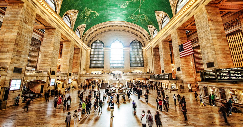 Grand Central Station lobby | © Sracer357/WikiCommons