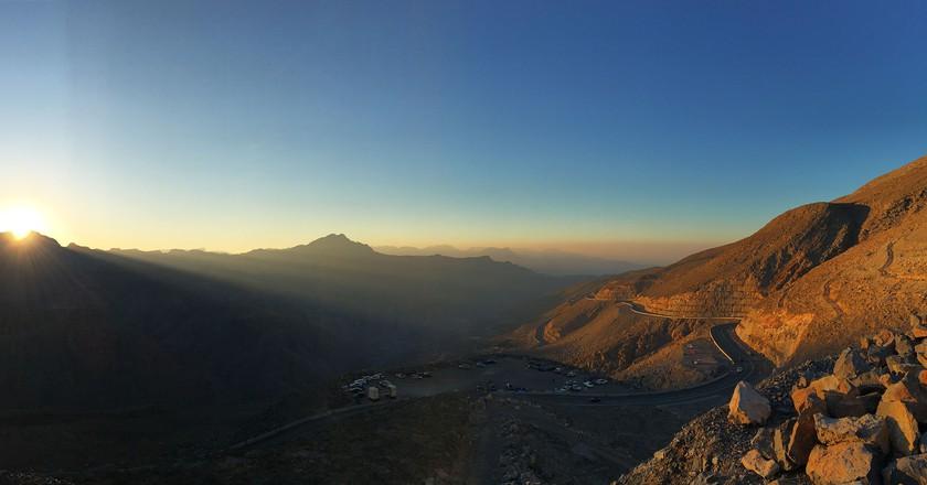 Sunrise at Jabal Al Jais Mountain / © Erina Baftiroska / The Culture Trip
