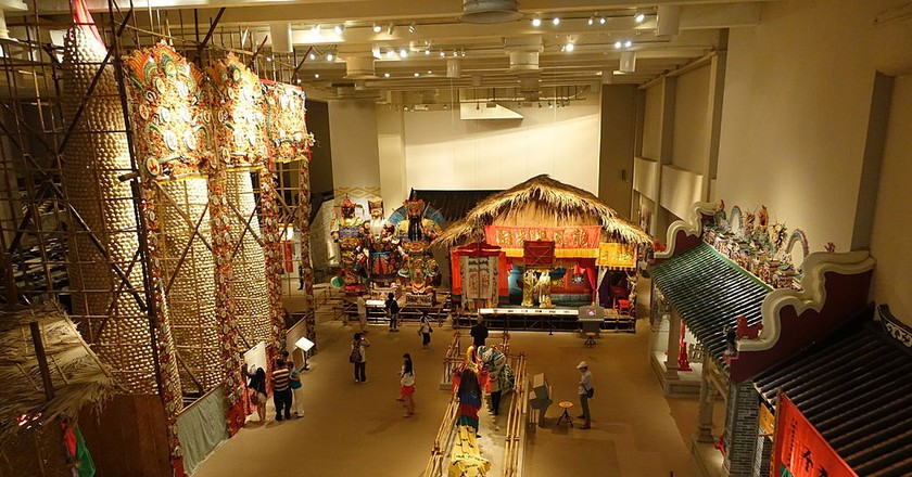 Exhibit in the Hong Kong Museum of History | Wikimedia Commons