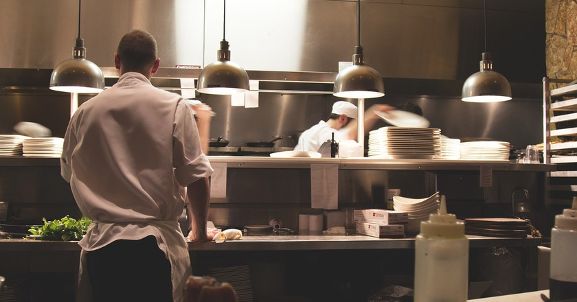 Best Restaurants For Dining Clients In Barcelona, Spain