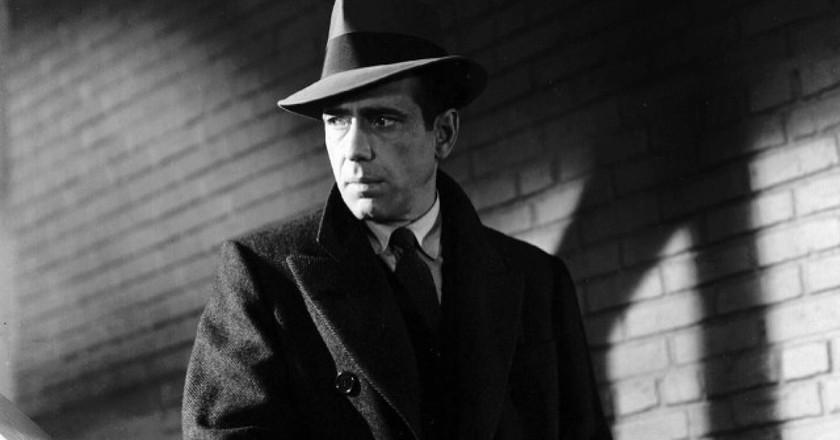 Humphrey Bogart in The Maltese Falcon | © Warner Bros