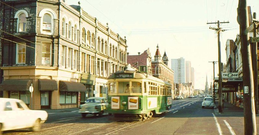 A Retrospective Look At Melbourne Through The Decades