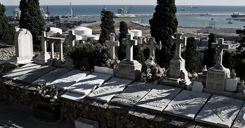 A Guide To Barcelona's Cemeteries