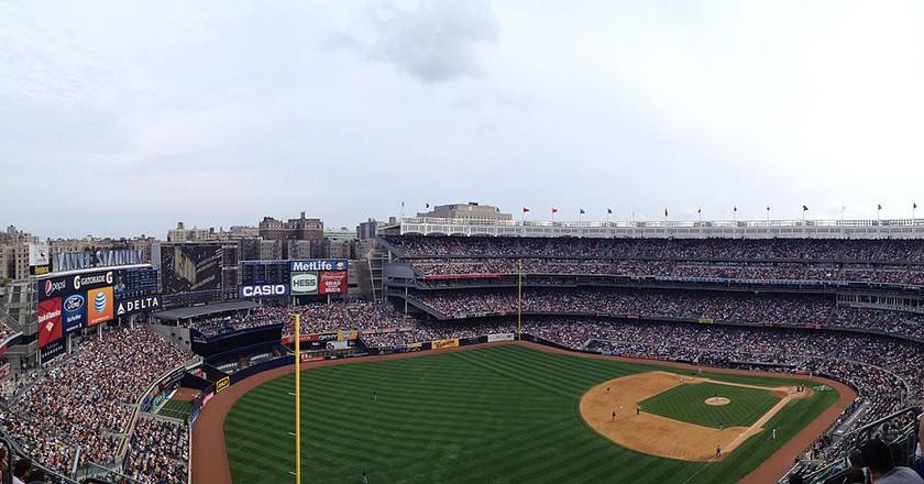 New York Yankees Stadium | © dronepicr/WikiCommons