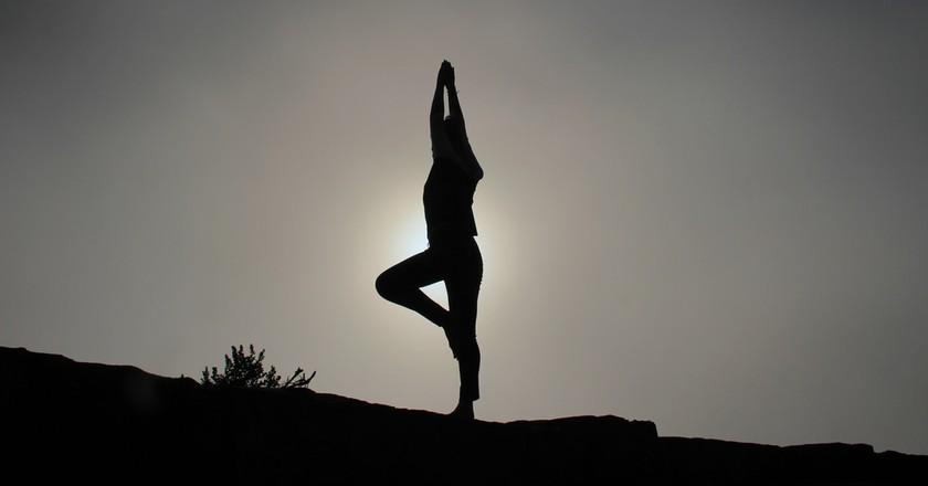 Yoga | © Pexels