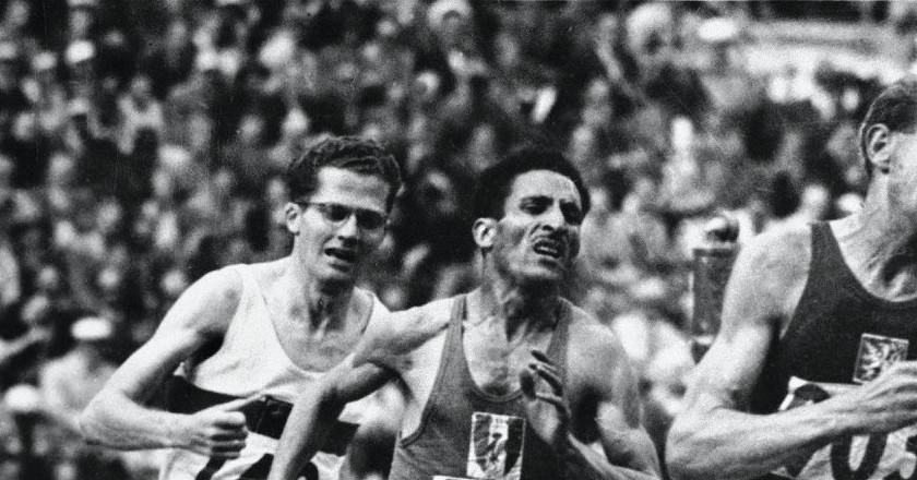 Olympic Heroes: Emil Zátopek's Triple Gold