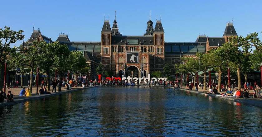 The Rijksmuseum | © Marco Almbauer / Wikicommons