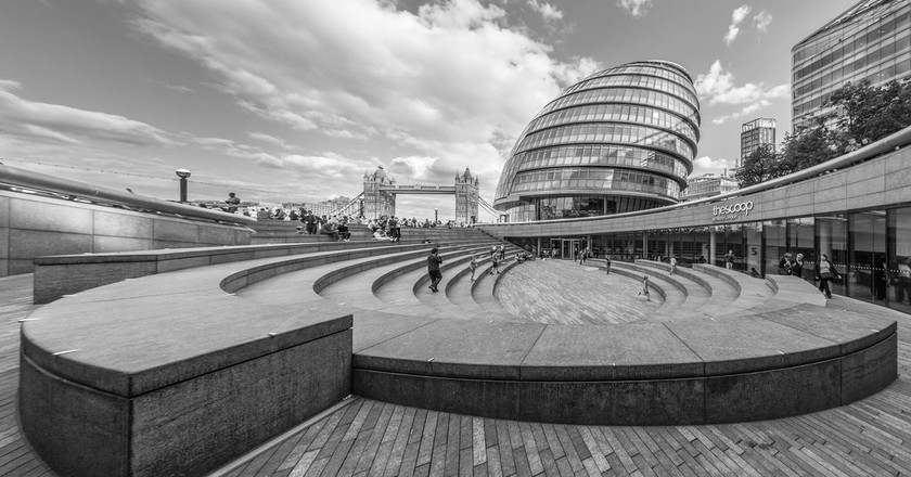 The Scoop at More London| ©User:Colin/Flickr