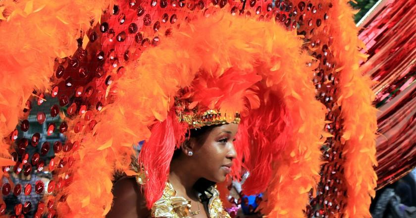 Notting Hill Carnival, 2010| ©Edmund Gall/Flickr