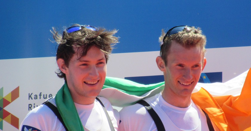 Gary and Paul O'Donovan in May 2016 | © commons.wikimedia.org