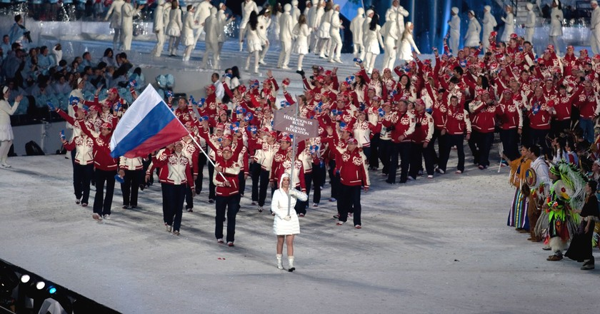 Is Rio 2016 Better Or Worse With Russian Athletes Absent?