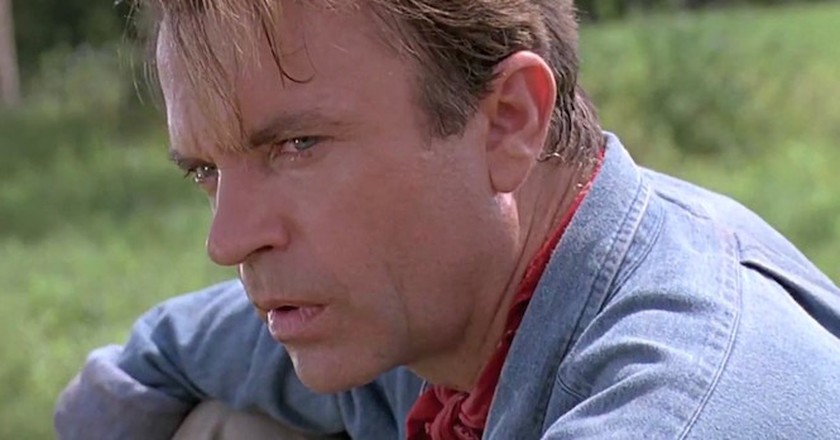Sam Neill in Jurassic Park | © Universal Pictures/Amblin Entertainment