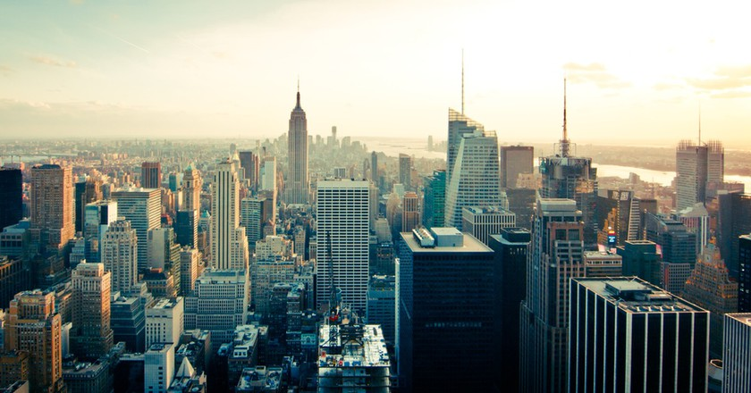 Skyline New York | © Pexels