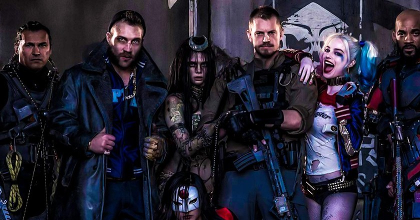 Suicide Squad (Warner Bros/DC)