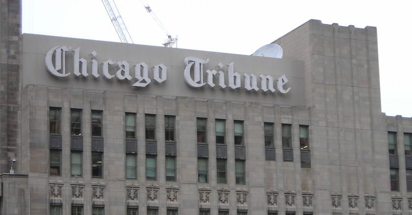 Chicago Tribune | © Lisa Andres/Flickr