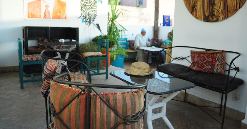 © Faisal Chadimi/Cafe Clock Marrakech