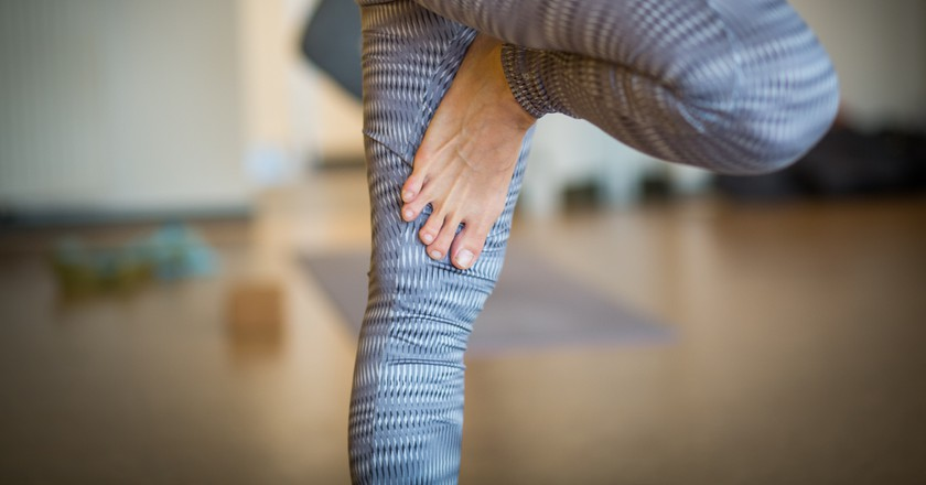 From intensive workouts in hot rooms to mellow meditation classes, Brussels' yogis can choose from a diverse pack of studios | Courtesy of Brussel Yoga Loft