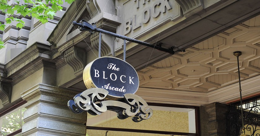 A History of Melbourne's Iconic Block Arcade in 1 Minute