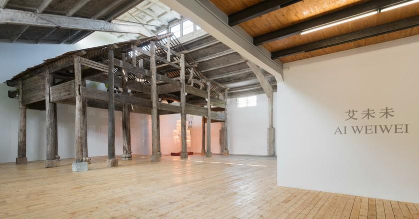 Ai Weiwei, Exhibition view in Galleria Continua Beijing, 2015 | © Oak Taylor-Smith / Courtesy of GALLERIA CONTINUA, San Gimignano / Beijing / Les Moulins / Habana