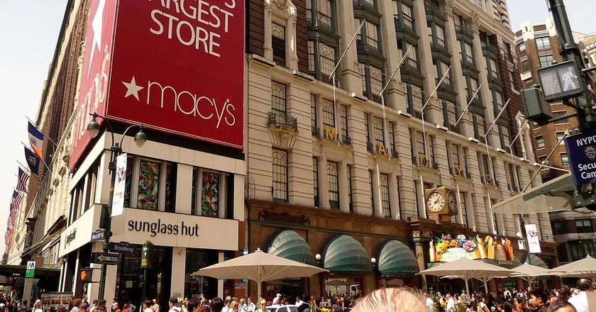 Macy's Department Store | © Mike Strand/WikiCommons